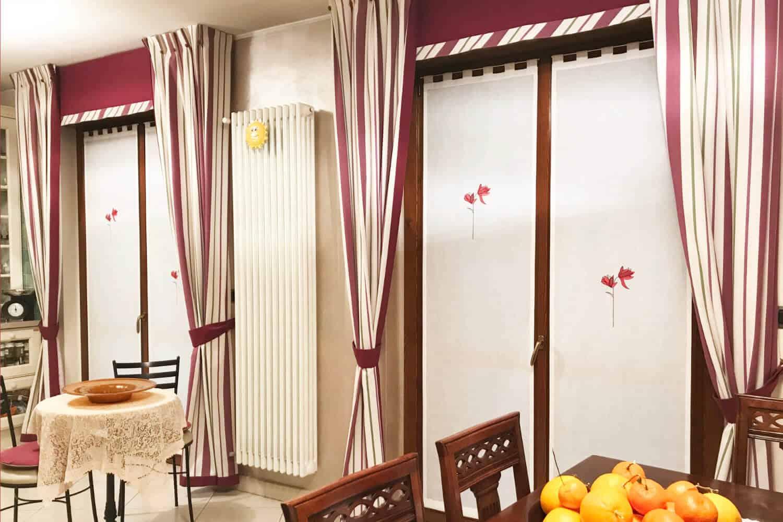 lady casa negozio di tende